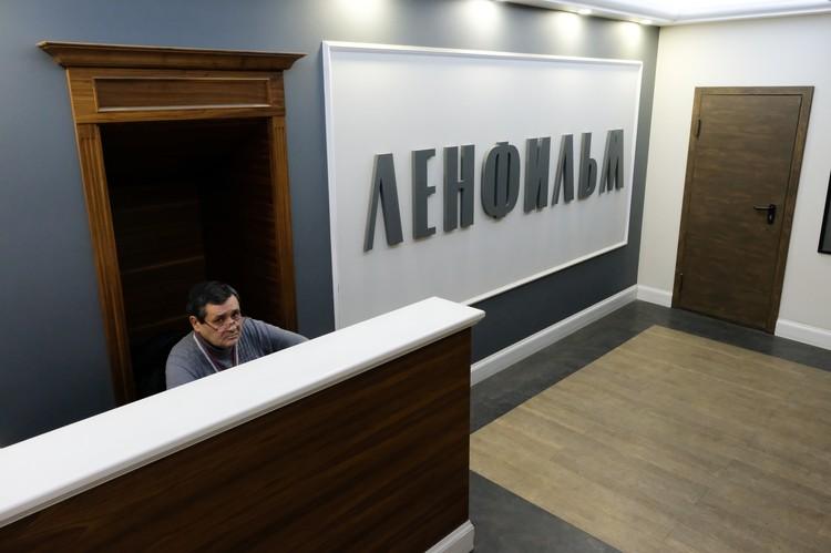 Виталий Аксенов руководил студией пять лет.