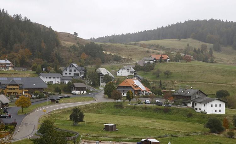 Навальный переехал из Берлина на крайний Юго-Запад Германии, в небогатое сельцо Ибах близ швейцарской границы