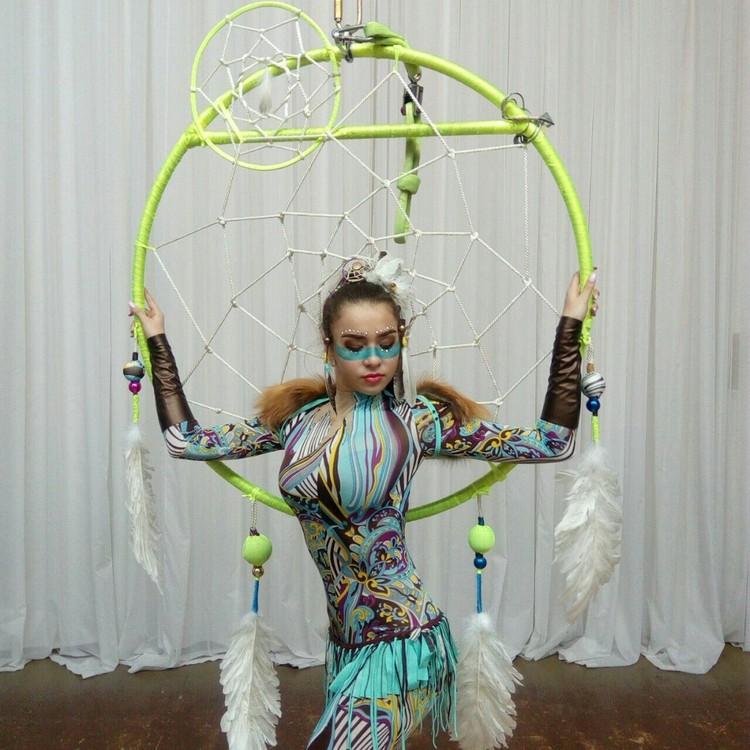 Для номера нужны не только тренировки, но и костюмы, музыка, макияж. Фото: Юлии БЛУЖИНОЙ
