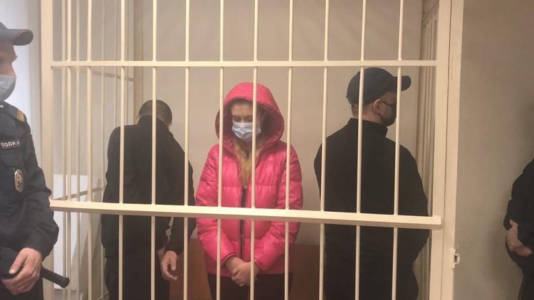Валерия Дунаева разревелась, услышав решение суда