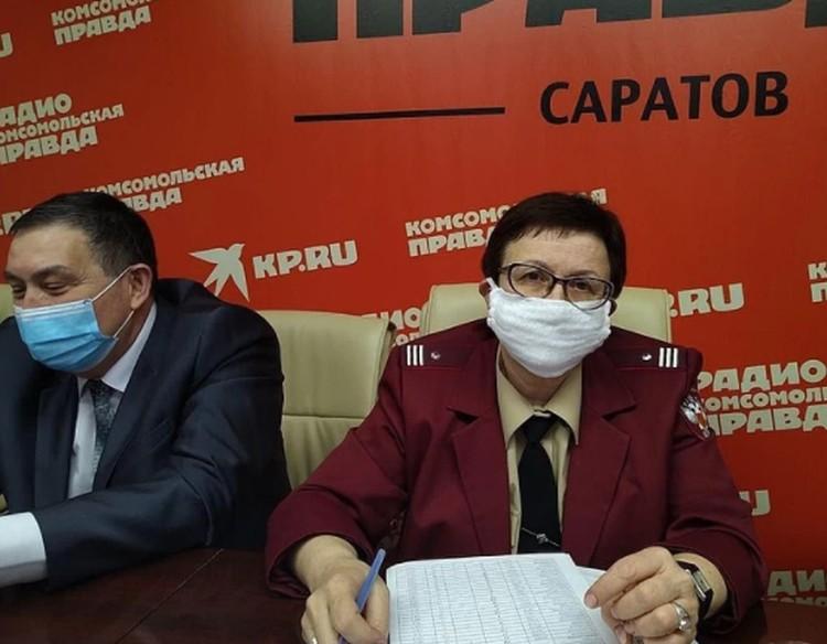 Надежда Матвеева рассказала, каким категориям граждан делают регулярные тесты на коронавирус на бесплатной основе