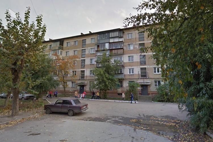 Ребенка якобы похитили около этого дома. Фото: Google maps