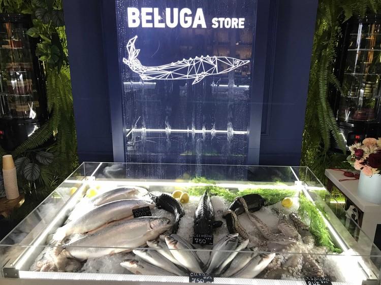 Охлажденная рыба отлично сохраняет полезные свойства.