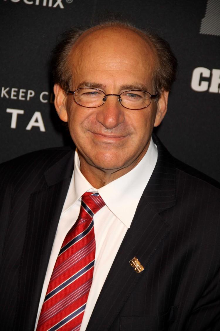 Американский журналист Барри Ливайн