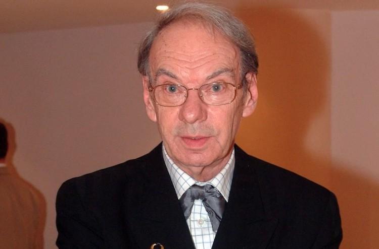 Актер Алексей Баталов.