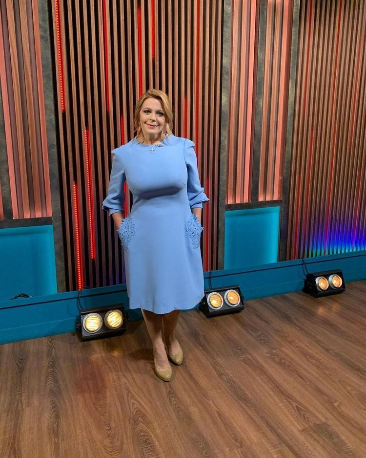 Ирина Пегова ежедневно бегает
