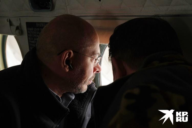 Депутат Госдумы Николай Николаев. Фото Максима Рязанцева