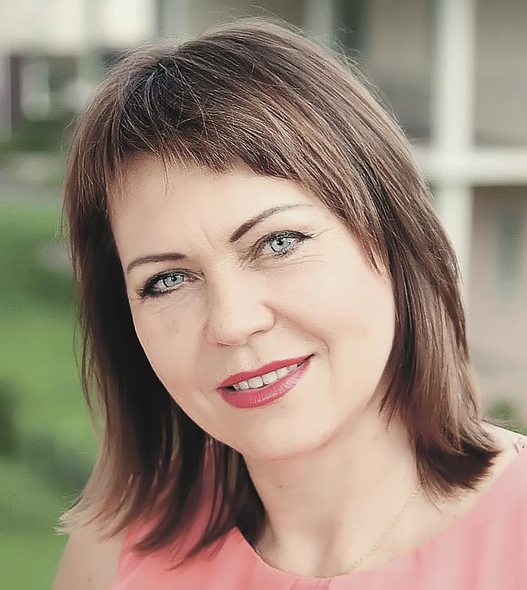 Татьяна Лукашевич. Фото: Личный архив.