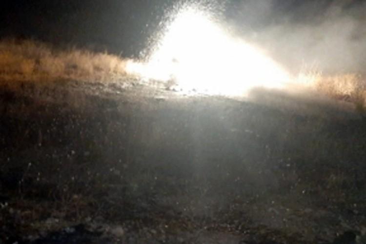 Над Арменией сбит российский боевой вертолет. Фото: МЧС Армении