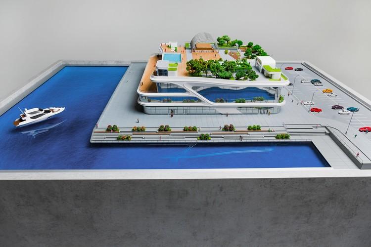 Объект расположится в районе Корабельной набережной на берегу бухты Золотой Рог. Фото: minvr.gov.ru