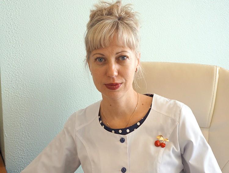 Юлия Утюшева рассказала о необходимом оборудовании. Фото: vladmedicina.ru