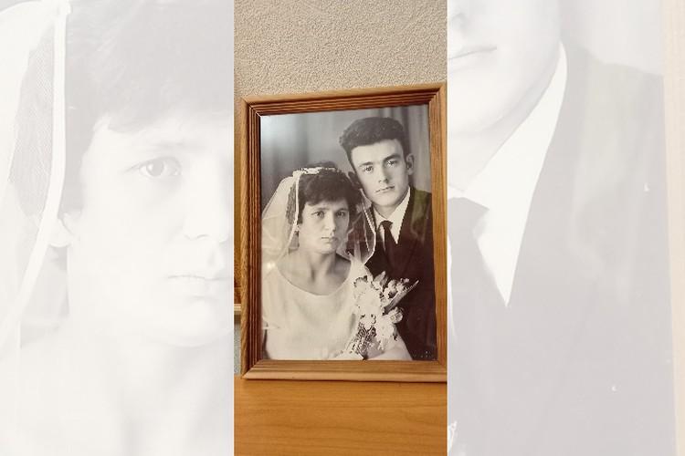 Родители Ларисы - Николай и Надежда - расстались, когда дочери был всего год. Фото из личного архива семьи