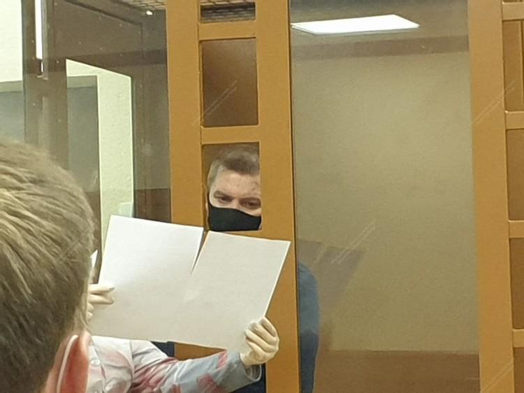 38-летнего мужчину арестовали на два месяца. Фото: ОПСС СПб