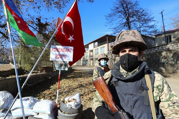 Считается, что именно Турция была основным двигателем конфликта на Южном Кавказе