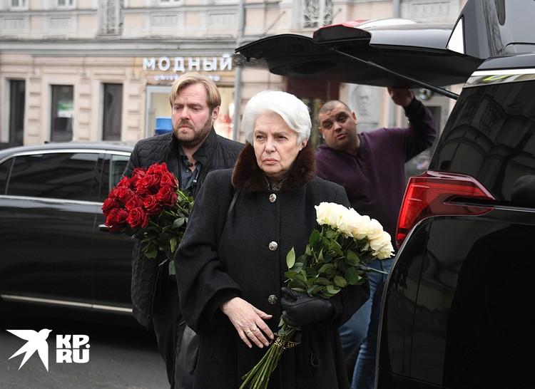 Ермолай Солженицын и Наталия Солженицына