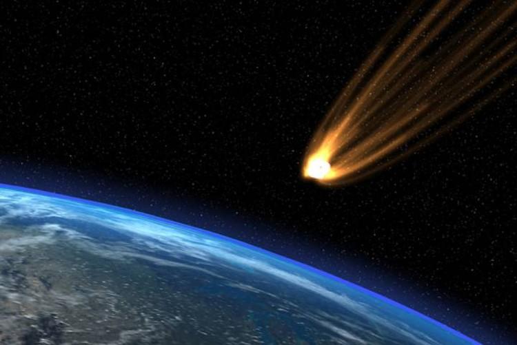 Удар астероида вряд ли грозит нам в день пяти двоек.