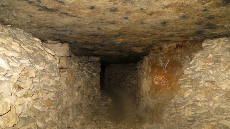 Виды Сьяновских пещер. Фото: АГН Москва