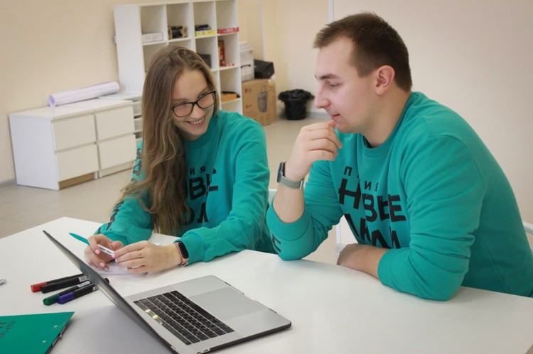 В Мурманской области отделение партии «Новые люди» работает с ноября.