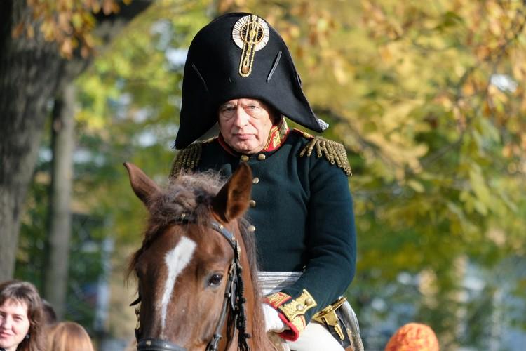 Историк был почитателем эпохи Наполеона
