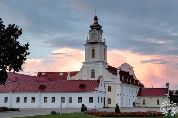 Почти 150 лет в здании Иезуитского коллегиума была тюрьма. Фото: orsha.museum.by