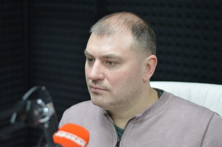 Илья Амирханов, предприниматель, руководитель фабрики мороженного «Зайцы»