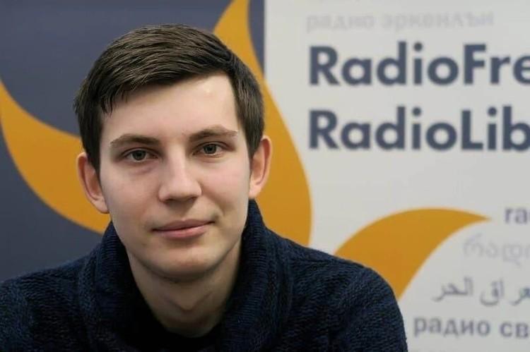 Игорь Лосик объявил бессрочную голодовку. Фото: @radiosvaboda
