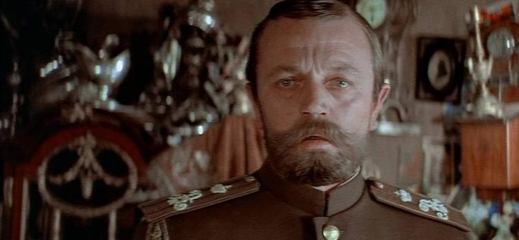 Анатолий Ромашин в образе царя Николая II