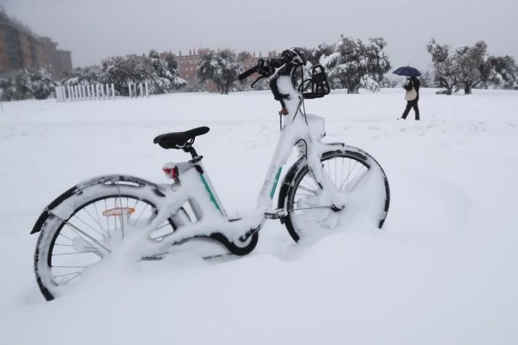 С понедельника в Испании ожидается понижение температуры