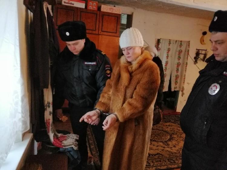 Мать мальчика так и не раскаялась в издевательствах над родным сыном. Фото: СУ СК России по Омской области