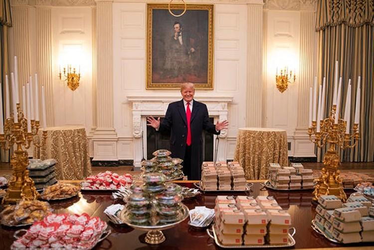 Фото: Пресс-служба Белого дома