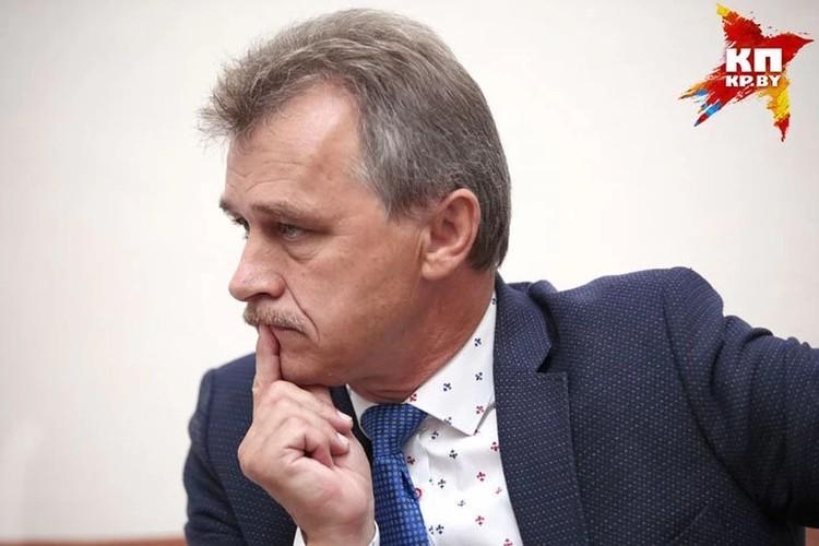 Анатолий Лебедько - представитель Светланы Тихановской по конституционной реформе