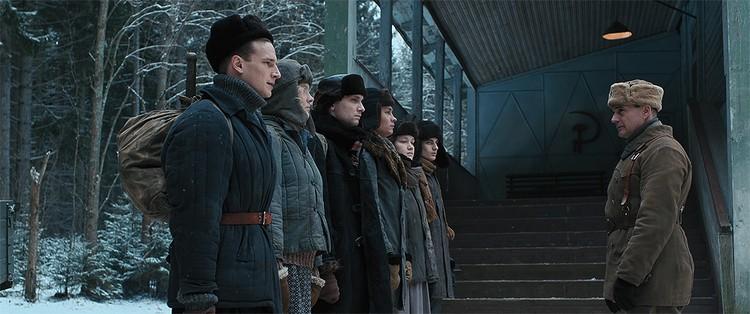 """Кадр из фильма """"Зоя""""."""