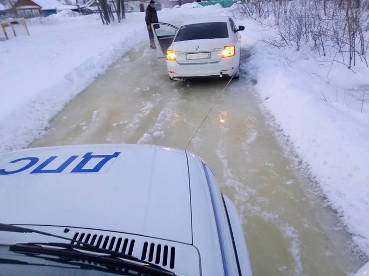 Фото: УГИБДД по Свердловской области