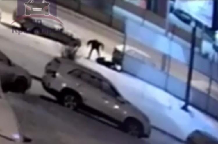 Подонок забил до смерти беспомощную женщину. Фото: ЧП - Красноярск.