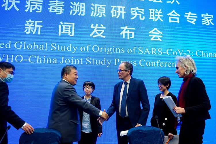 Международная делегация обнародовала итоги своей работы в Китае