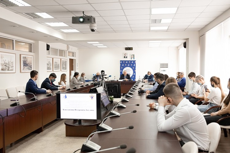 Фото пресс-службы Сочинского университета