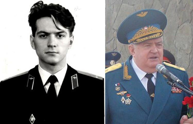 Лейтенант Евгений Филипенок, сын генерал-майора авиации Анатолия Филипенка.