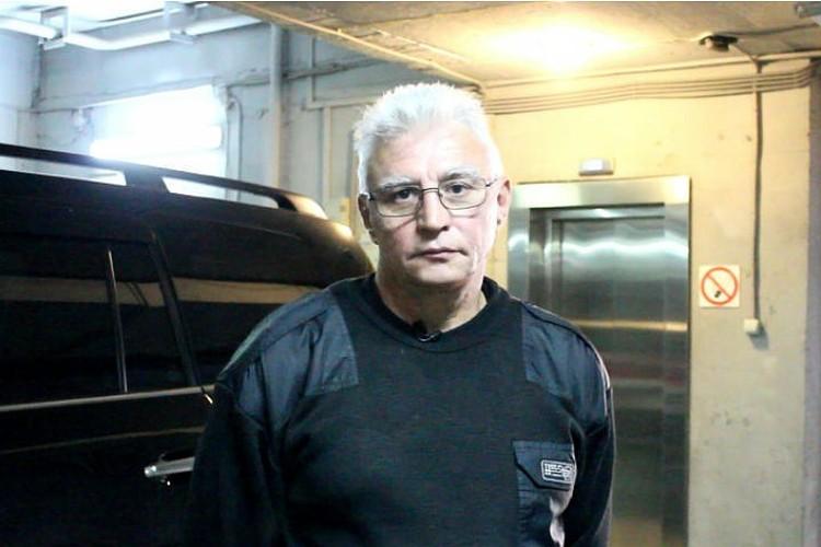 Альберт Чемезов поймал автоугонщика
