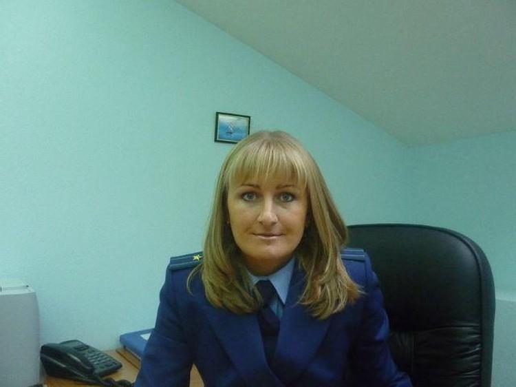 Анастасия ранее работала в прокуратуре Фото: предоставлено героем публикации