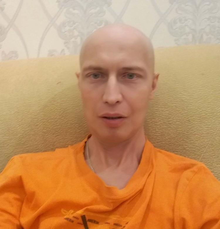 Сергей столкнулся с самой «злой» разновидностью лейкоза