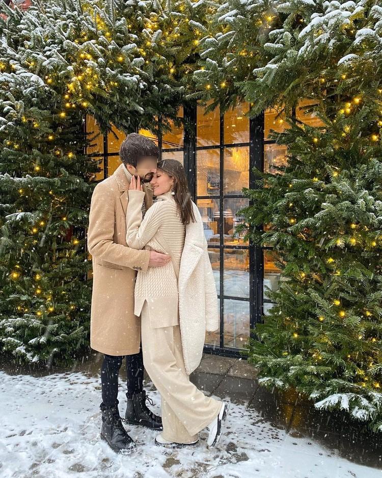 Кристина вместе с супругом Дмитрием. Фото: Instagram