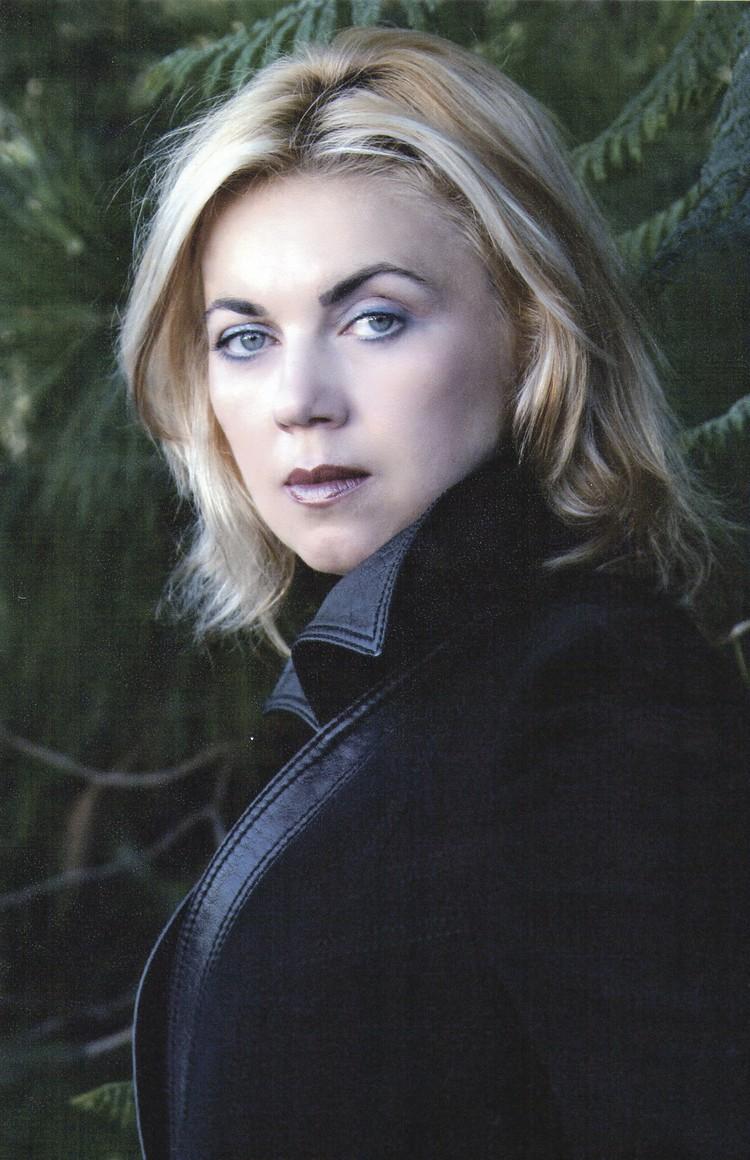 Актриса Елена Антоненко отказалась обнажаться перед Табаковым. Фото: Личный архив