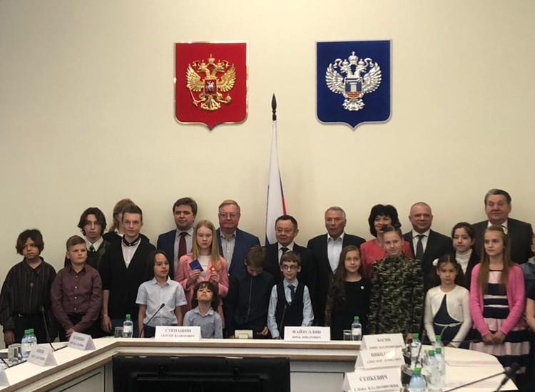 Фото предоставлено пресс-службой Общественного Совета Минстроя РФ