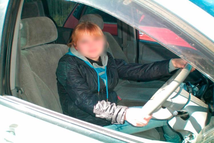 Марина Хнычева. Девушка, лишившаяся семьи. Фото из личного архива