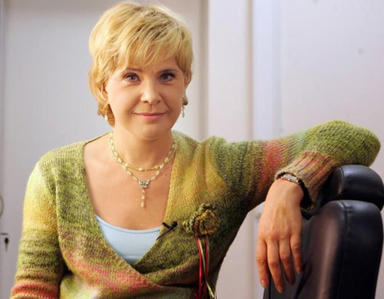 Татьяна Догилева не боится признаваться в своих слабостях.