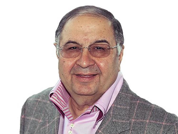 Алишер Усманов, $17,7 млрд.