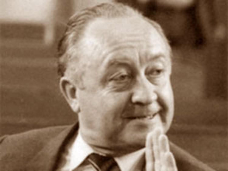 Вячеслав Кебич.