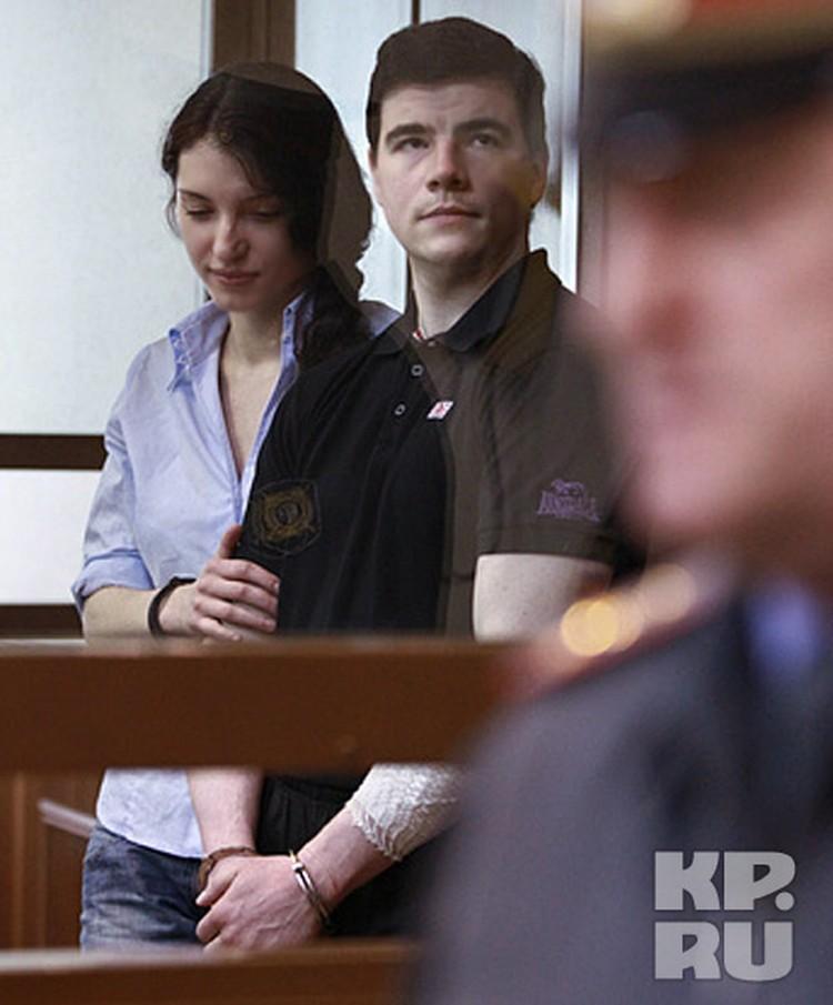 Тихонов сядет в тюрьму пожизненно, а Хасис получила 18 лет колонии общего режима
