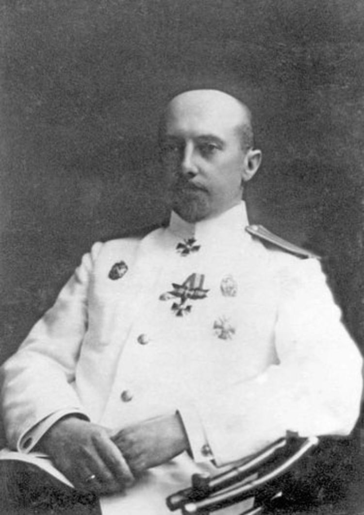 Казимир Филиппович Кетлинский.