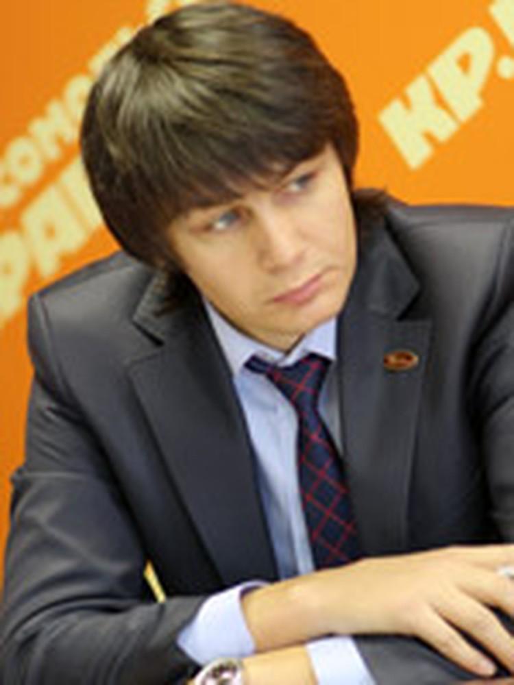 Андрей Агарков.